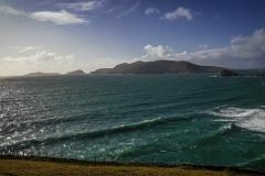 view to the Blaskets Islands
