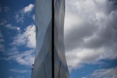 Silhouette von U 995